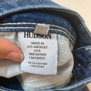 Hudson Jeans Jeans - Hudson Skinny bootcut jeans